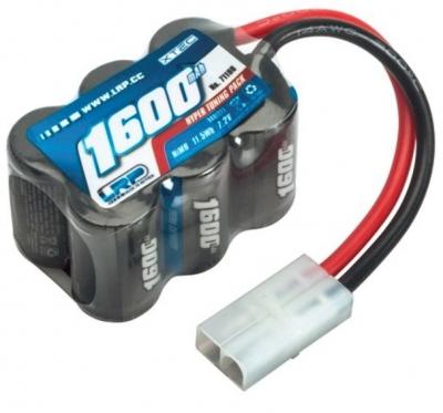 Batéria LRP, 2/3 A Hyper Tuning Pack 1600 mAh NiMH 7.2V Tamiya/JST
