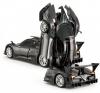 Transformer Pagani na ovládanie RASTAR 1:14 2.4GHz RTR čierný