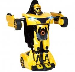 Transformer RS X MAN na ovládanie RASTAR 1:14 2.4GHz RTR žltý