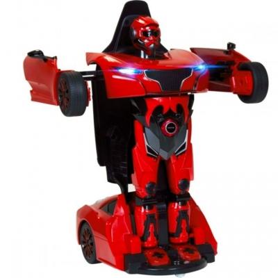 Transformer RS X MAN na ovládanie RASTAR 1:14 2.4GHz RTR červený