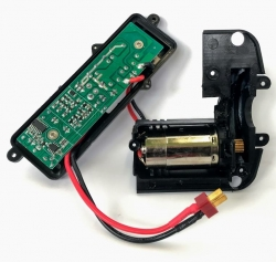 Základná doska 2,4GHz + motor s krytmi, NQD Land Buster 4WD, 12-4