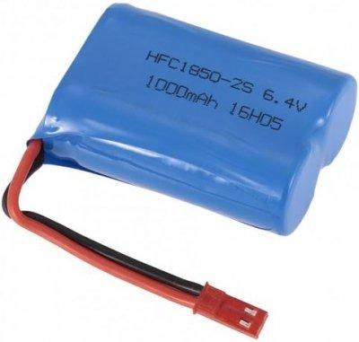 Náhradná batéria, akumulátor 6.4V 1000mAh Lion, WL