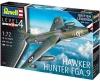 Plastový model Hawker Hunter FGA.9, Revell 03908