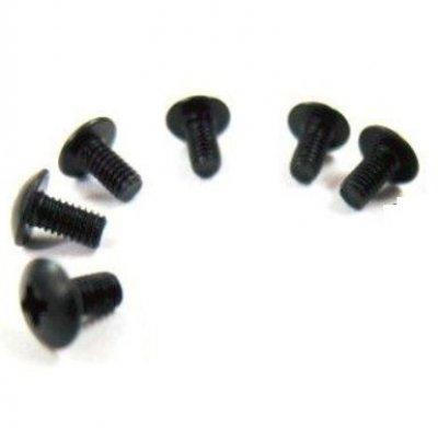 Náhradné Diely HIMOTO 18251, HM18251, Skrutka s guľatou hlavou 2.6*5, 6ks