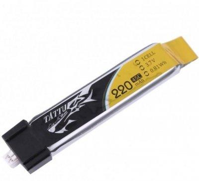 Náhradná batéria TATTU 3.7V 45C 220mAh (E-Flite/Blade)