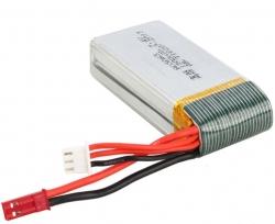 MJX X101A, X102H LiPo JST batéria 7,4V 1200mAh