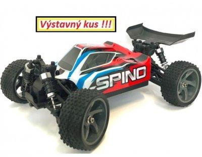RC auto HIMOTO Buggy 1/18 SPINO 4WD, Výstavný kus, 100% funkčný a kompletný