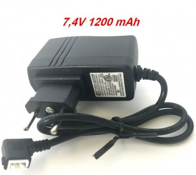 Nabíjačka LiPo 7.4V 1200mA Balanser 2S - Syma X8SC-05