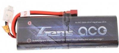 Náhradná batéria Gens Ace LiPo 3500mAh 7.4V 25C HardCase