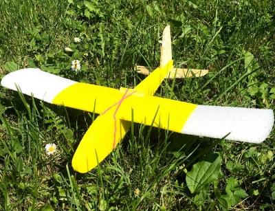 Hádzadlo Fík 80 žlté