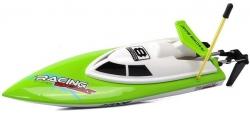 RC rýchlostný čln Motorboat FT008, zelený