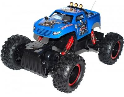 RC hračka na diaľkové ovládanie Crawler King 4WD, 1:12 modrá
