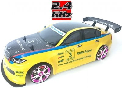 RC auto NQD 4WD24 Super Drift 1:10 4x4 2.4GHz RTR