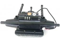 Náhradný diel HB: ROCK CRAWLER 4WD 1:14, zadná náprava s motorom