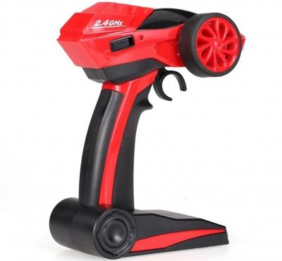 Náhradný diel HB: ROCK CRAWLER 4WD 1:14,  2,4GHz ovládač červený