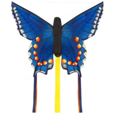 Šarkan Invento Butterfly Kite Swallowtail Blue