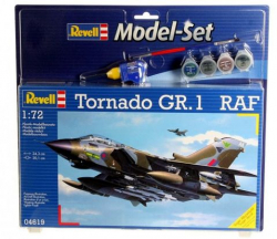Plastový model Revell Tornado GR.1 RAF Model Set 1/72, 64619