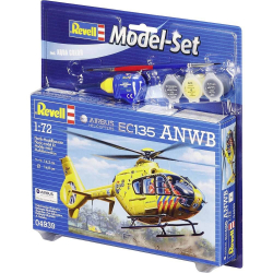 Plastový model Revell Airbus Helicopters EC135 ANWB Model Set 1/72, 64939