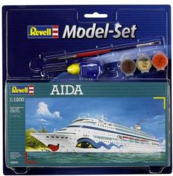 Plastový model na lepenie Revell AIDA Modelset 1/1200, 65805
