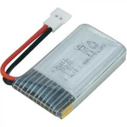 Náhradná batéria LiPo 380mAh 3.7V 25C MJX X906T