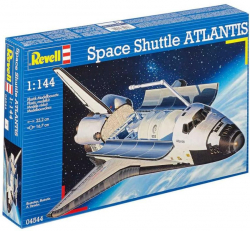 Plastový model Revell Space Shuttle Atlantis 1/144, 04544