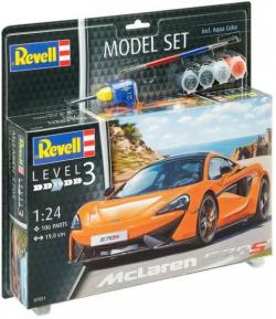 Plastový model na lepenie Revell Modelset McLaren 570S, 67051