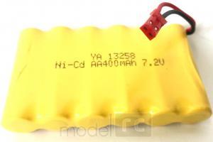 Batéria 7.2 V 400mAh Ni-Cd JST na H-Toys