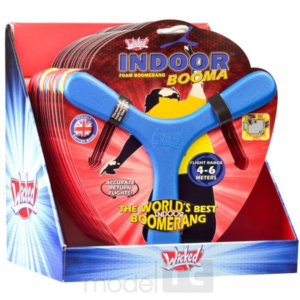 Bumerang Wicked Boomerang Indoor Booma - interiérový žltý