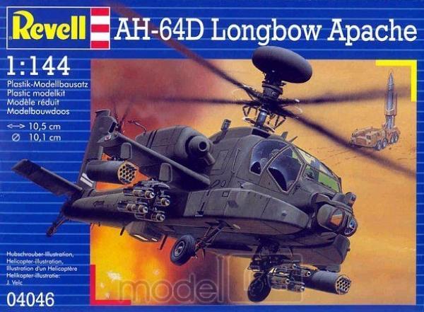 AH-64D Longbow Apache,  04046