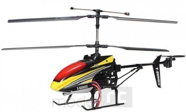 RC vrtuľník MJX T43 / T643