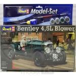 Plastikový model Revell Bentley 4,5L Blower   Model Set, 07007