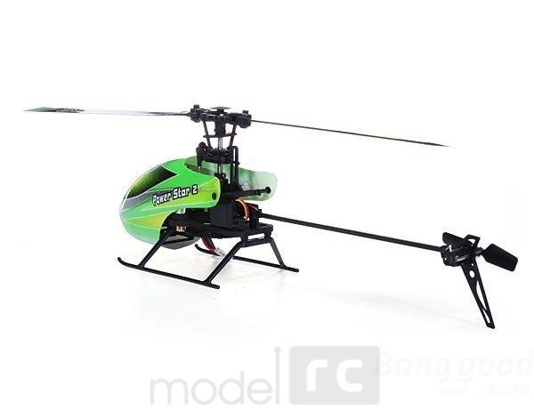 RC vrtuľník WLtoys V988 Power Star 2, Flybarless