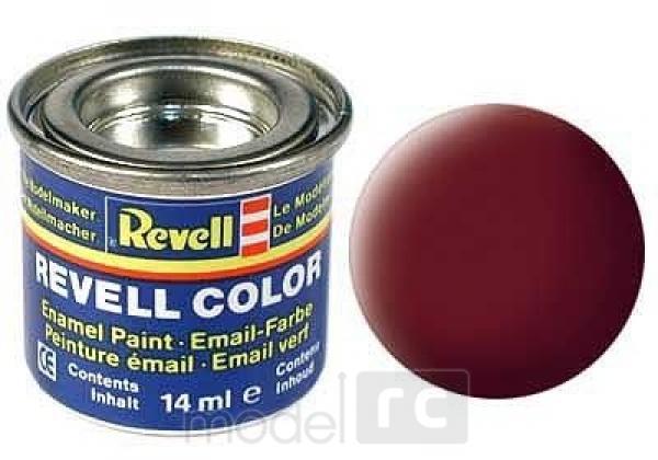 Email color 37 Tehlovo červená matt – Revell 32137