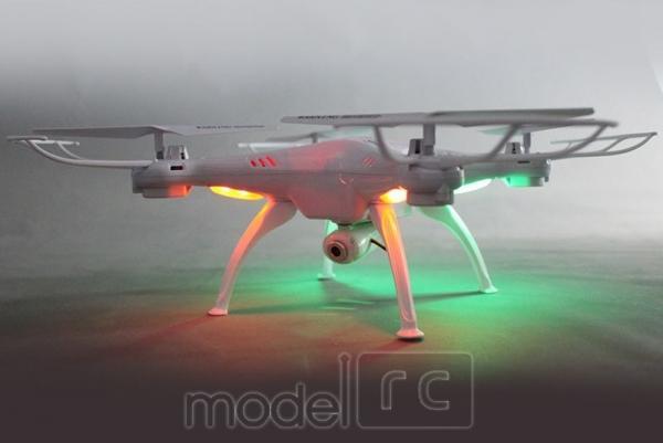 RC dron Syma X5SC EXPLORERS 2 s HD kamerou 2MP, 2,4GHz