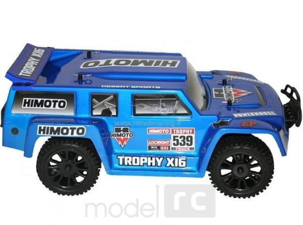 RC auto na diaľkové ovládanie Himoto ETY-16 Desert Trophy 2,4 GHz, 4x4, 1:16, RTR