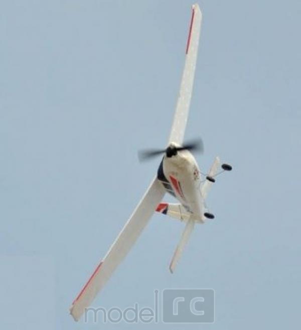 RC lietadlo na diaľkové ovládanie Sky Flight Hobby Mini Cessna LX-1101