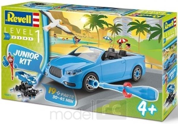 Plastový model na skladanie Revell Roadster Junior Kit 1/20, 00801
