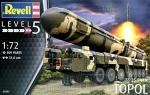 Revell SS-25 TOPOL Sickle 1/72, 03303
