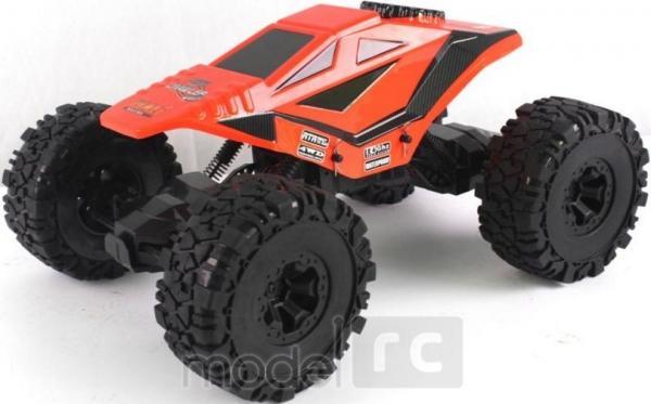 Crawler df-models 4WD RTR Oranžová 1:10