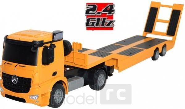 RC hračka na diaľkové ovládanie Double Eagle: RC Trailer Mercedes Arocs 2.4GHz 1:20, E562-003
