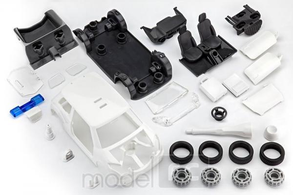 Revell Rescue Car Junior Kit 1/20, 00805
