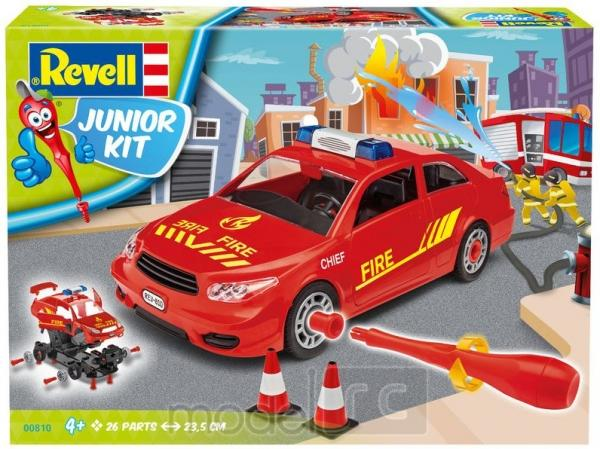 Fire Chief Car Junior Kit 1/20, 00810