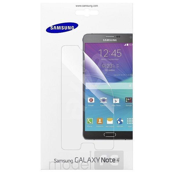 Ochranná fólia Samsung Galaxy Note 4, N910, Screen protector Original ET-FN910