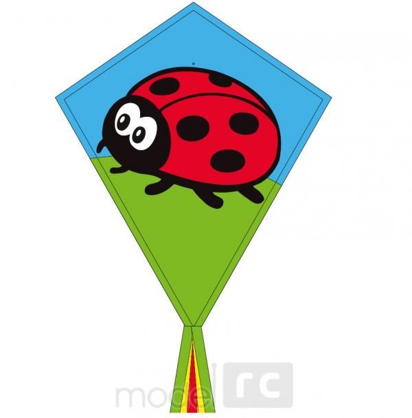 Šarkan Invento, Eddy Ladybug R2F, jednolanový