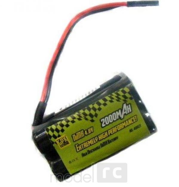Batéria GPX Extreme 2000mAh 4,8V NiMH, 48021