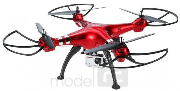 RC dron Syma X8HG, FULL HD kamera 8MP, 2.4GHz, barometer