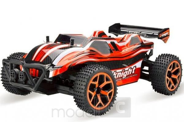 RC auto na ovládanie NQD X-Knight 1:18 4CH 2.4GHz RTR oranžové