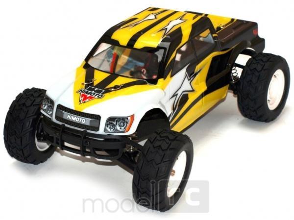 RC auto Himoto PROWLER MT 1:12 2.4GHz - 21315Y
