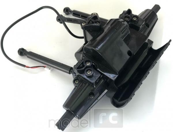 HB: ROCK CRAWLER 4WD 1:14, zadná náprava s motorom