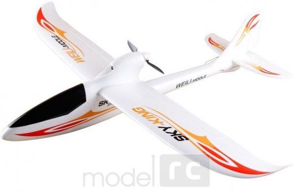 RC lietadlo WL toys F959 Sky King 3CH 2.4GHz RTF